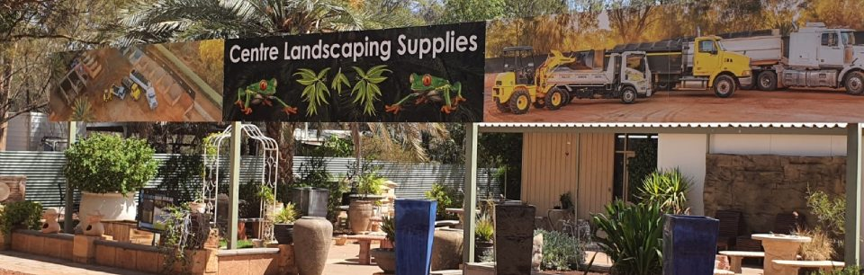Alice Springs Landscaping Supplies